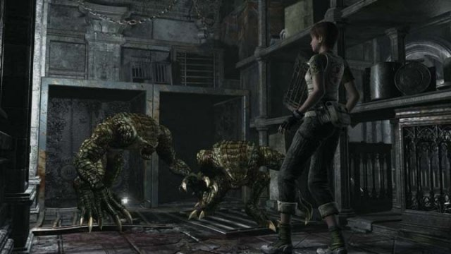 Resident Evil 0 HD Remaster immagine 173974
