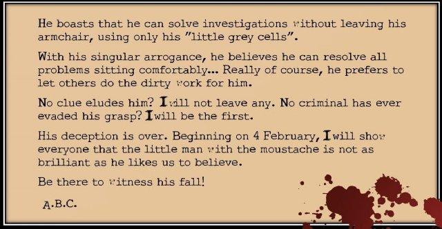Agatha Christie: The ABC Murders immagine 175564