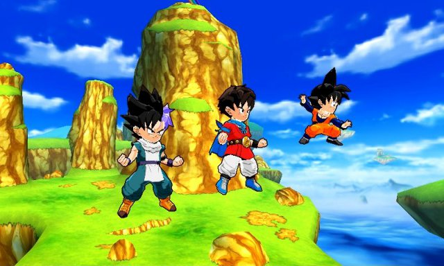Dragon Ball Fusions - Immagine 193077