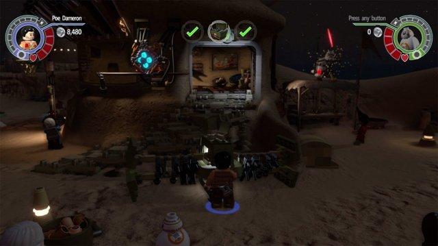 LEGO Star Wars: Il risveglio della Forza immagine 176125