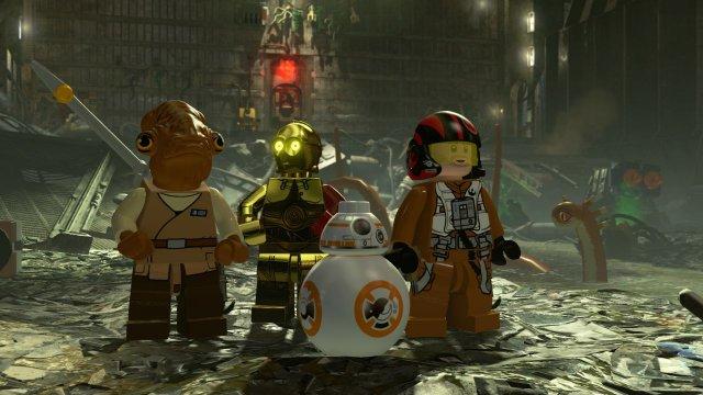 LEGO Star Wars: Il risveglio della Forza immagine 182990