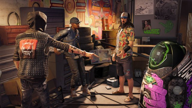 Watch Dogs 2 - Immagine 193398