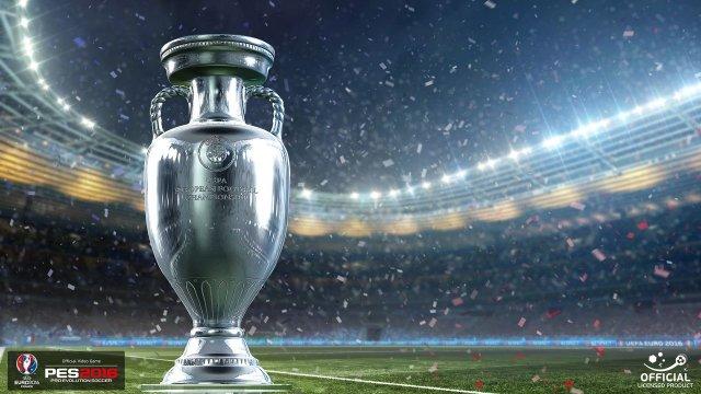 Pro Evolution Soccer 2016 - UEFA Euro 2016 immagine 178285