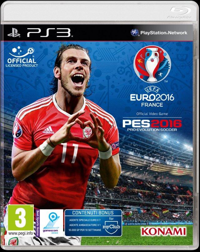 Pro Evolution Soccer 2016 - UEFA Euro 2016 immagine 180278