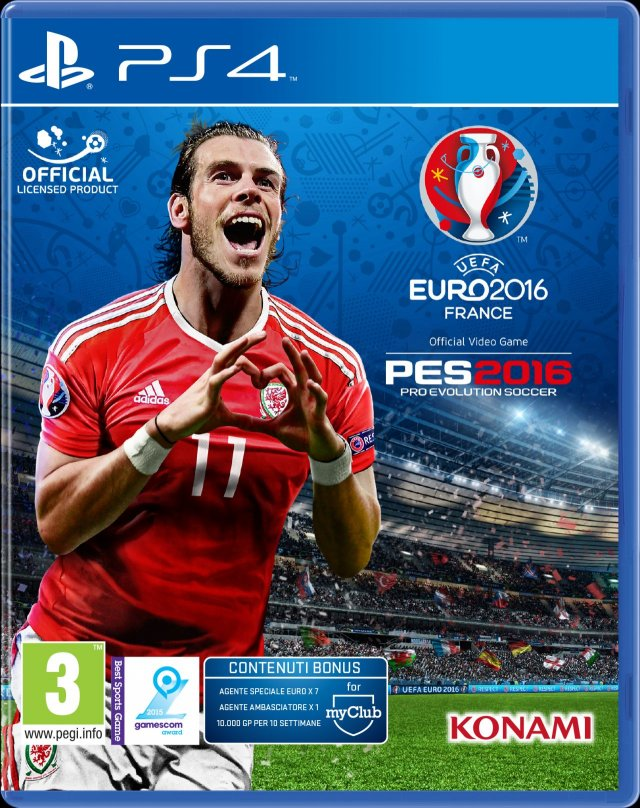Pro Evolution Soccer 2016 - UEFA Euro 2016 immagine 180281