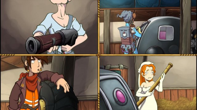 Deponia Doomsday immagine 178931