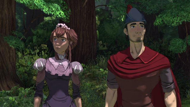 King's Quest - Episode 3: Once Upon a Climb - Immagine 180697