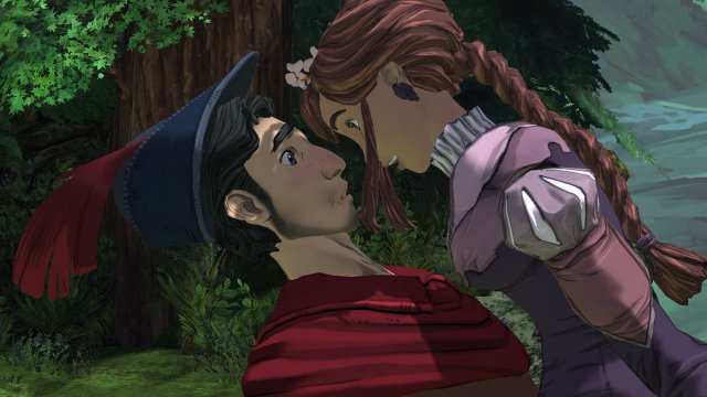 King's Quest - Episode 3: Once Upon a Climb - Immagine 180727
