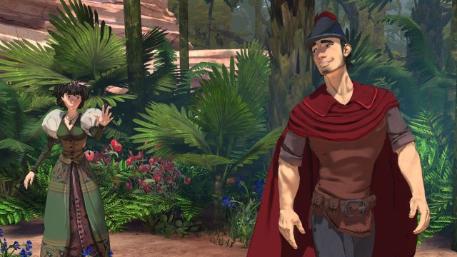 King's Quest - Episode 3: Once Upon a Climb immagine 182583