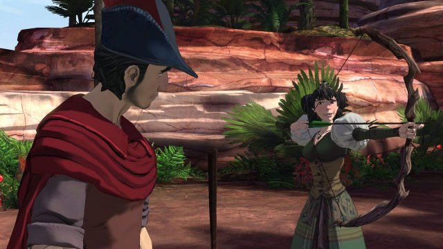 King's Quest - Episode 3: Once Upon a Climb immagine 182590