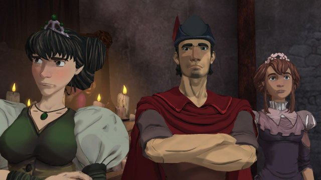 King's Quest - Episode 3: Once Upon a Climb immagine 182600