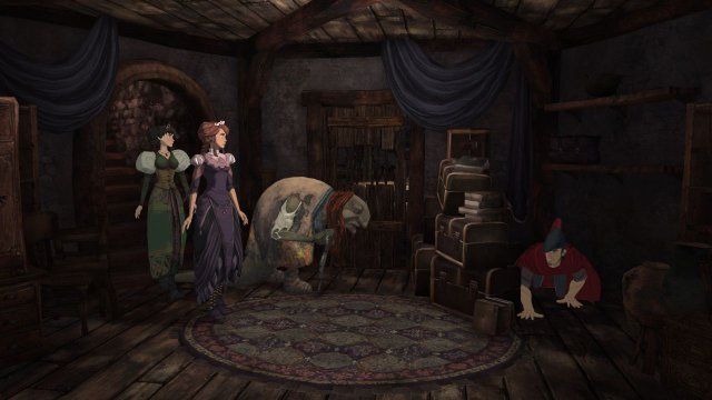 King's Quest - Episode 3: Once Upon a Climb immagine 182603