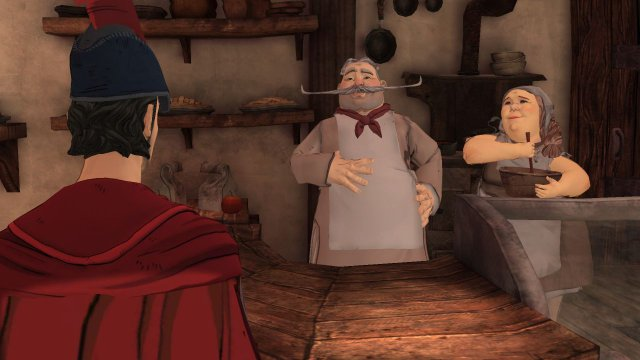 King's Quest - Episode 3: Once Upon a Climb immagine 182610