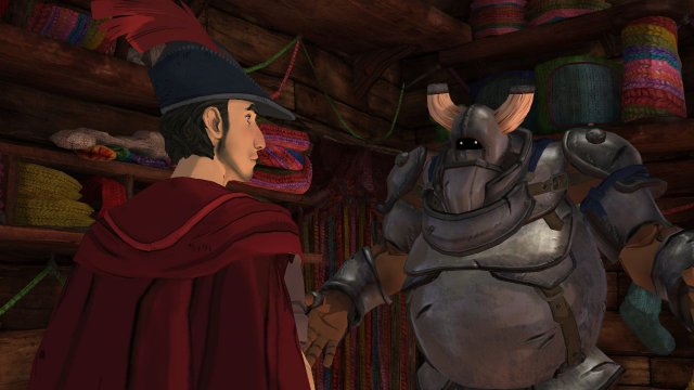 King's Quest - Episode 3: Once Upon a Climb immagine 182615