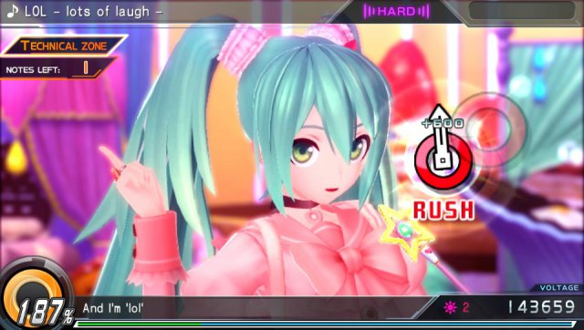Hatsune Miku: Project Diva X immagine 191646