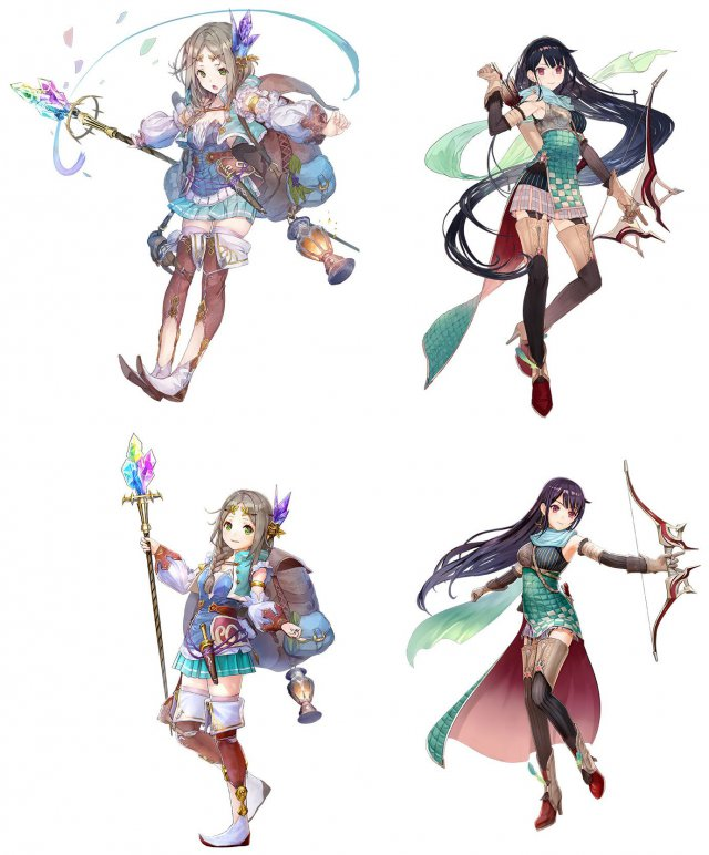 Atelier Firis: The Alchemist and the Mysterious Journey - Immagine 184987