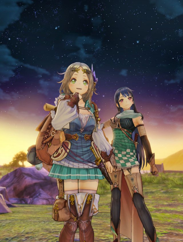 Atelier Firis: The Alchemist and the Mysterious Journey immagine 196776