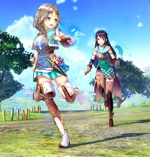 Atelier Firis: The Alchemist and the Mysterious Journey immagine 196778