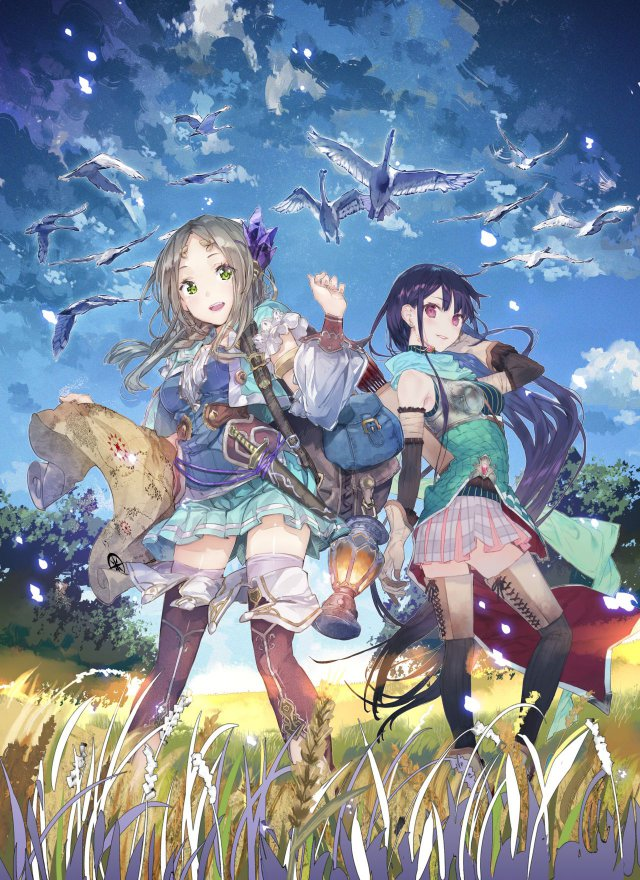Atelier Firis: The Alchemist and the Mysterious Journey immagine 196780