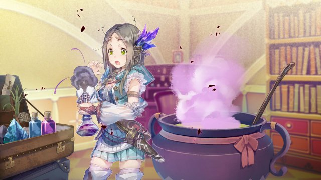Atelier Firis: The Alchemist and the Mysterious Journey immagine 196782