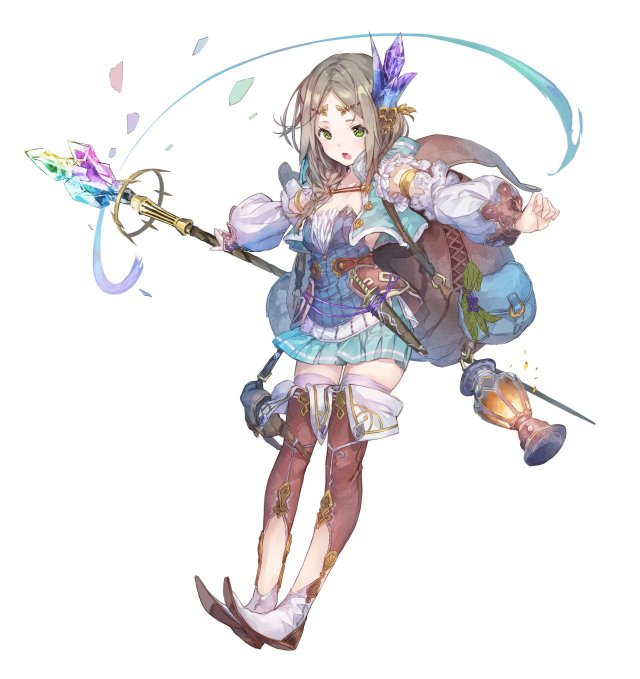 Atelier Firis: The Alchemist and the Mysterious Journey immagine 196785