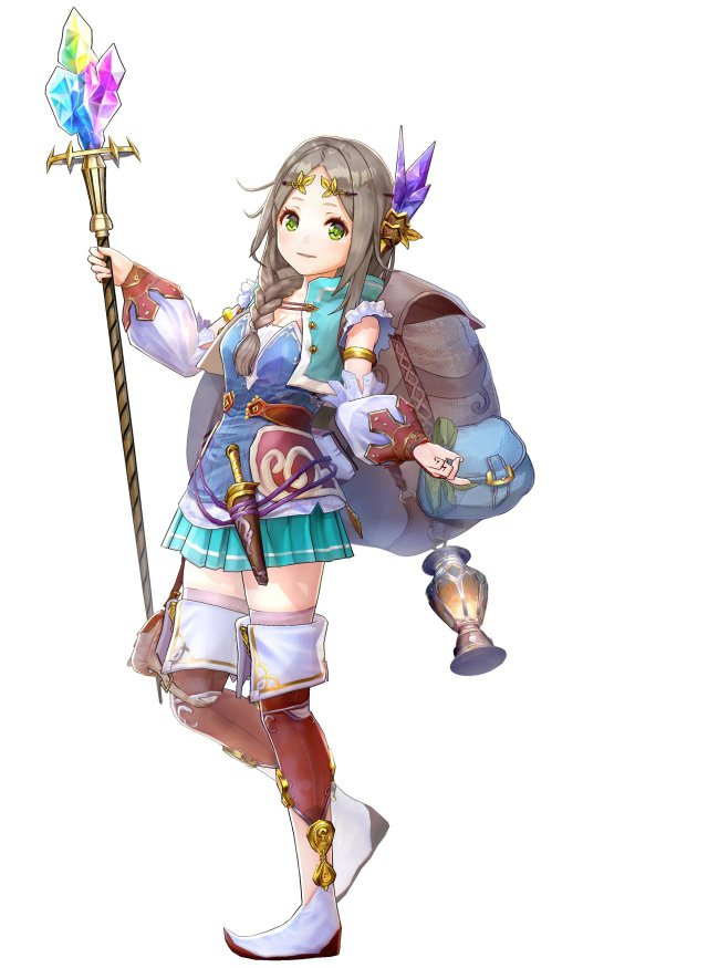 Atelier Firis: The Alchemist and the Mysterious Journey immagine 196786