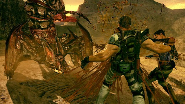 Resident Evil 5 Remastered immagine 185050