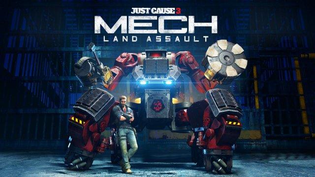 Just Cause 3 - Mech Land Assault DLC immagine 185200