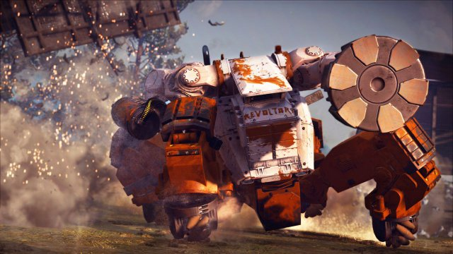 Just Cause 3 - Mech Land Assault DLC immagine 185470