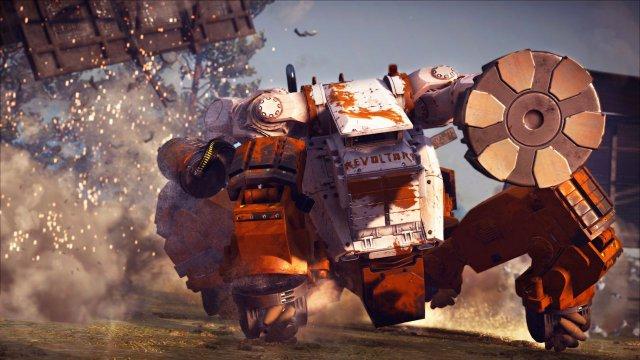 Just Cause 3 - Mech Land Assault DLC immagine 185471
