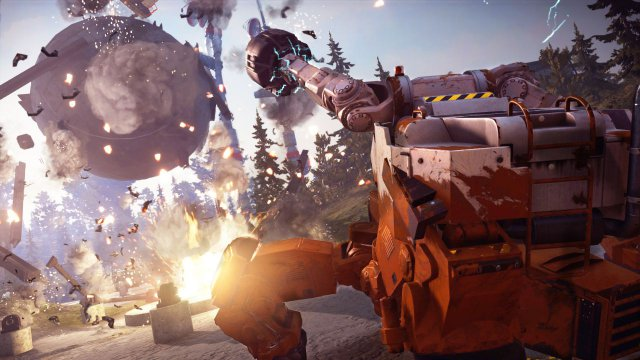 Just Cause 3 - Mech Land Assault DLC immagine 185473