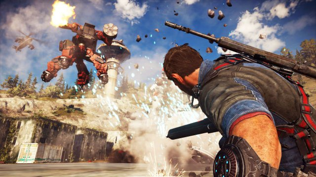 Just Cause 3 - Mech Land Assault DLC immagine 185476