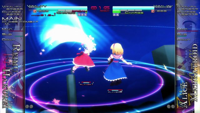 Touhou Genso Rondo: Bullet Ballet immagine 191603