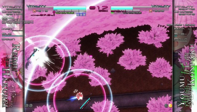 Touhou Genso Rondo: Bullet Ballet immagine 191605