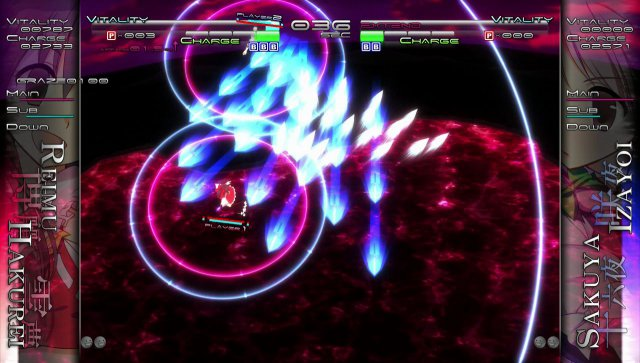 Touhou Genso Rondo: Bullet Ballet immagine 191606