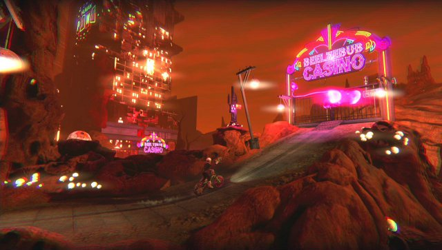 Trials of the Blood Dragon - Immagine 187039