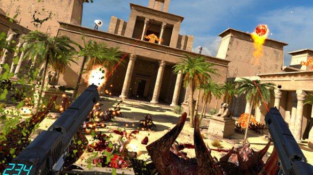 Serious Sam VR: The Last Hope immagine 186879
