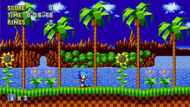 Sonic Mania immagine 189517