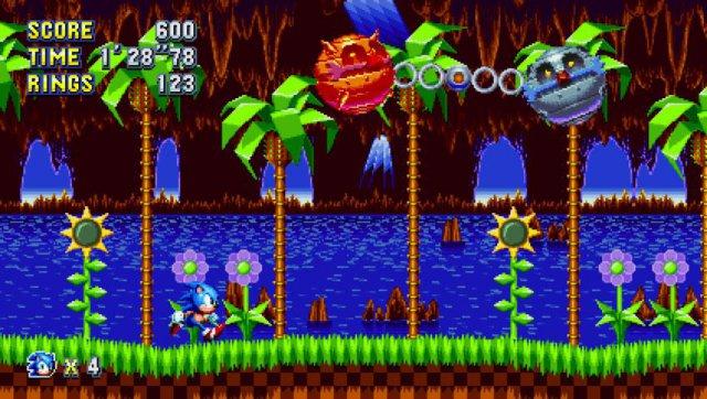 Sonic Mania immagine 189520