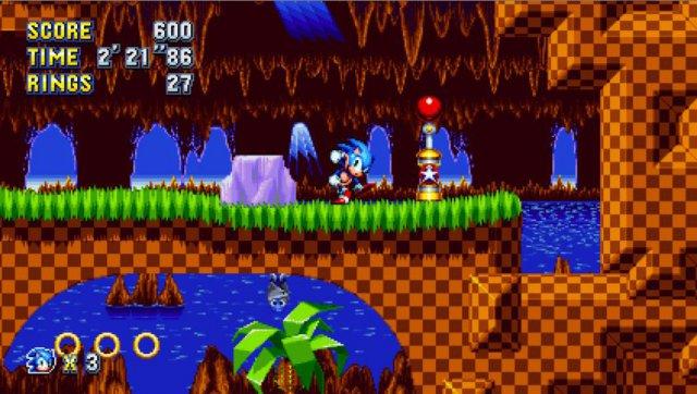 Sonic Mania immagine 189523