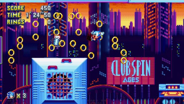 Sonic Mania immagine 189526