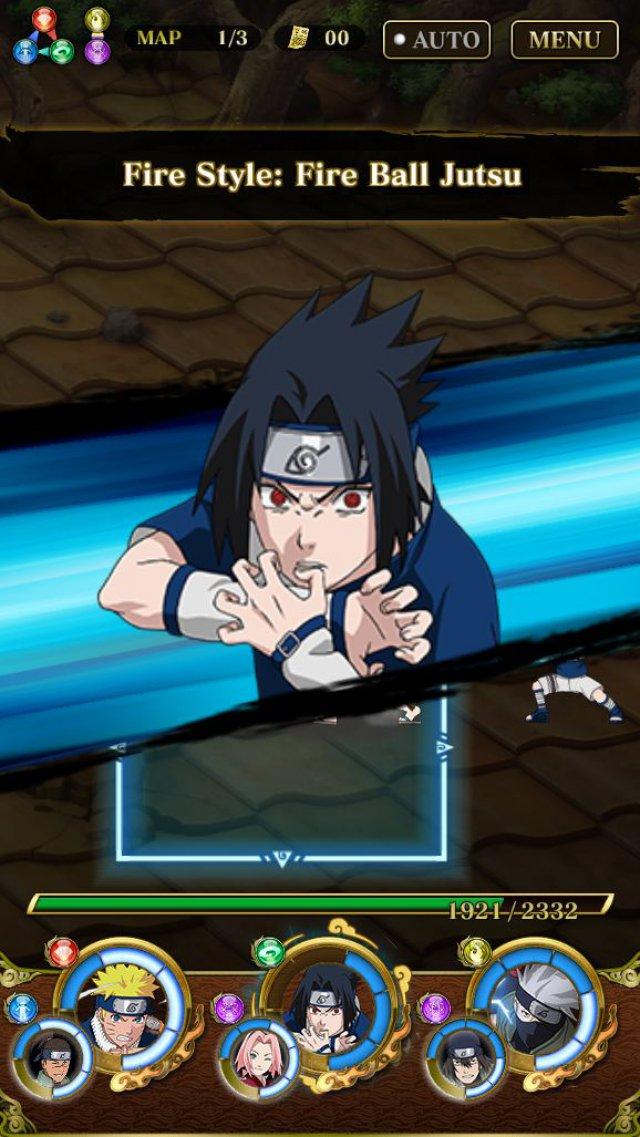 Naruto Shippuden: Ultimate Ninja Blazing immagine 189807