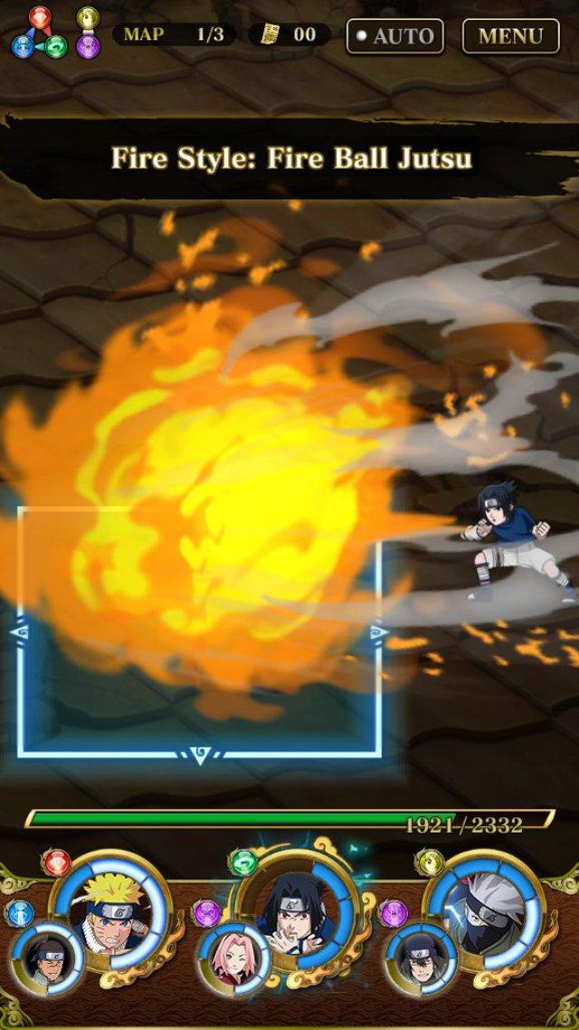 Naruto Shippuden: Ultimate Ninja Blazing immagine 189810