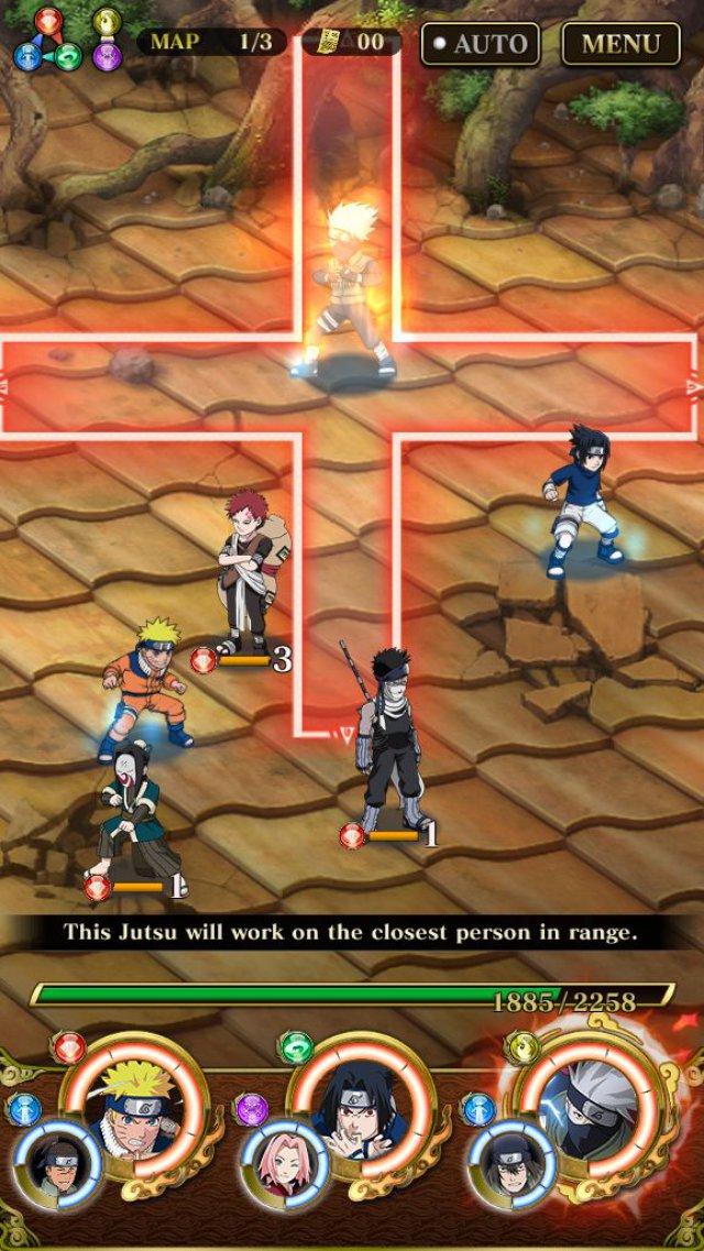 Naruto Shippuden: Ultimate Ninja Blazing immagine 189813