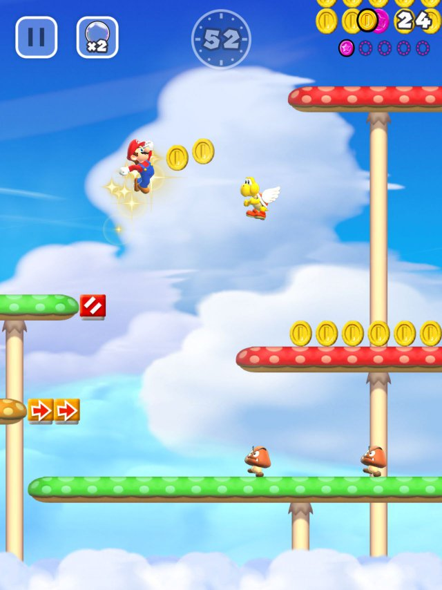 Super Mario Run immagine 196298