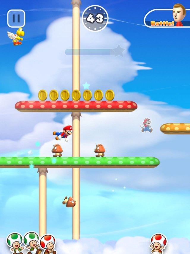 Super Mario Run immagine 196310