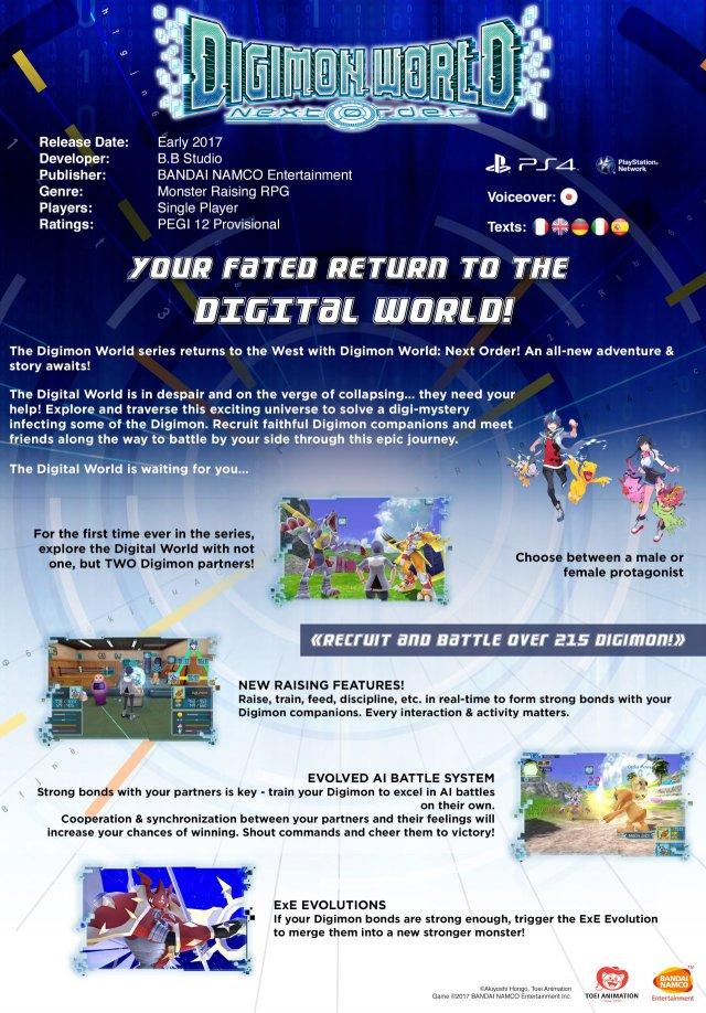Digimon World: Next Order - Immagine 192629