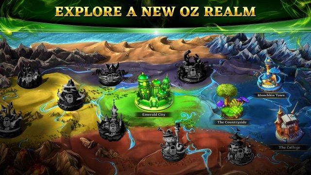 Oz: Broken Kingdom immagine 192743