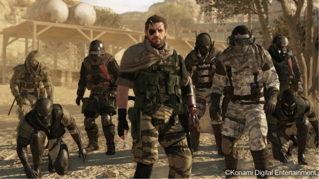 Metal Gear Solid V: the Definitive Experience immagine 194484