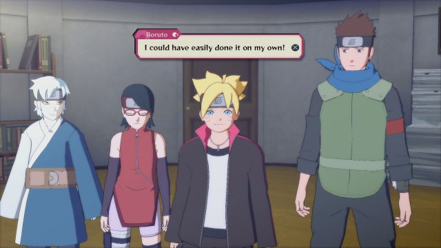 Naruto Shippuden Ultimate Ninja Storm 4 Road to Boruto - Immagine 196623